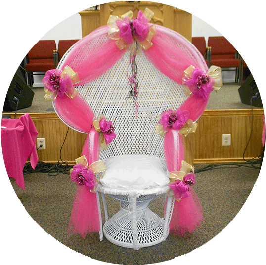 Event from the Heart - Slide photo - event - chair