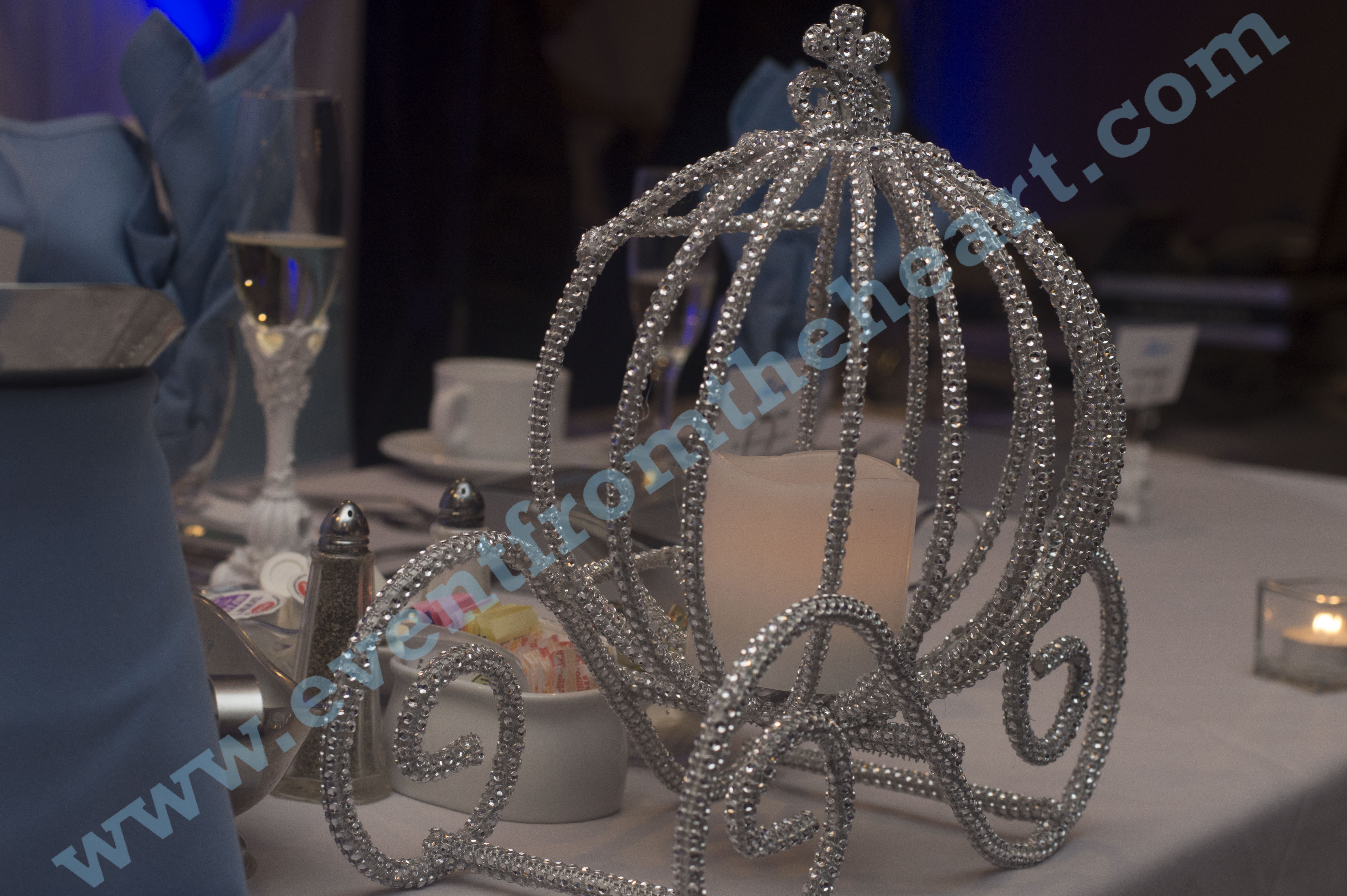Event from the Heart - EFTH - S&SWedCarriage